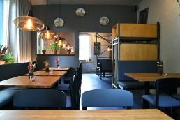 Braunschweiger Designer gestaltet das Restaurant Athen neu
