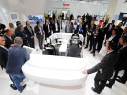 IAA 2017 Brose Konzept Fahrzeug autonomes Fahren
