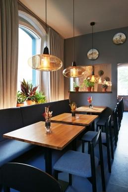 Restaurant bekommt neues Interior Design