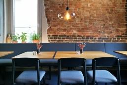 Restaurant Athen neue Tische